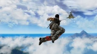 Just Cause 2™ gameplay HD #1