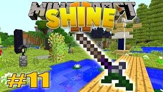 Rapier! Beste Waffe!: Minecraft SHINE 2 - Folge #11 (SparkofPhoenix)