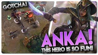 ANKA IS SO FUN!! Vainglory 5v5 Gameplay - Anka  CP  Jungle Gameplay
