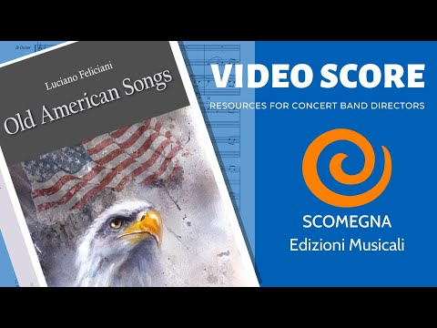 OLD AMERICAN SONGS - Luciano Feliciani