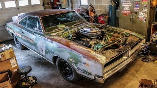 RATTY 1969 CHARGER 440 COMING TOGETHER!