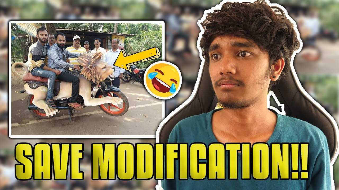 MODIFICATIONS WENT TO FAR!!🤣🤣