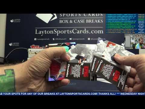 2017 Panini Chronicles Baseball Hobby 8 Box Break #23 – RANDOM TEAMS
