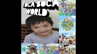 TOCA BOCA: WORLD! LUKIE