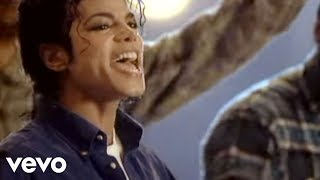 Michael Jackson - The Way You Make Me Feel (Official Video)(