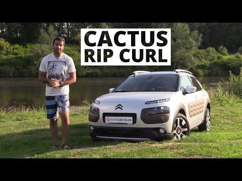 Citroen C4 Cactus Rip Curl 1.6 BlueHDI 100 KM, 2016 - test AutoCentrum.pl #280