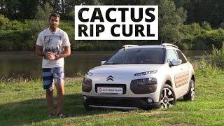 Citroen C4 Cactus Rip Curl 2017 Videos