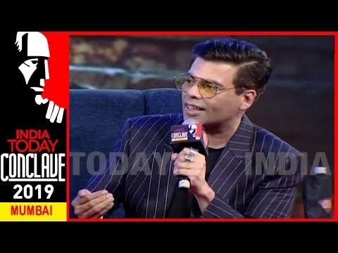 Karan Johar On Salman Khan Vs Akshay Kumar On Eid & Box Office Clashes   #ConclaveMumbai19