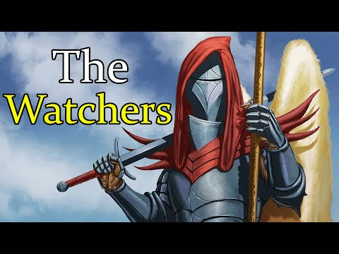 The Book of Enoch: (Exploring The Watchers) The  Fallen Angels Who Almost Destroyed Humanity