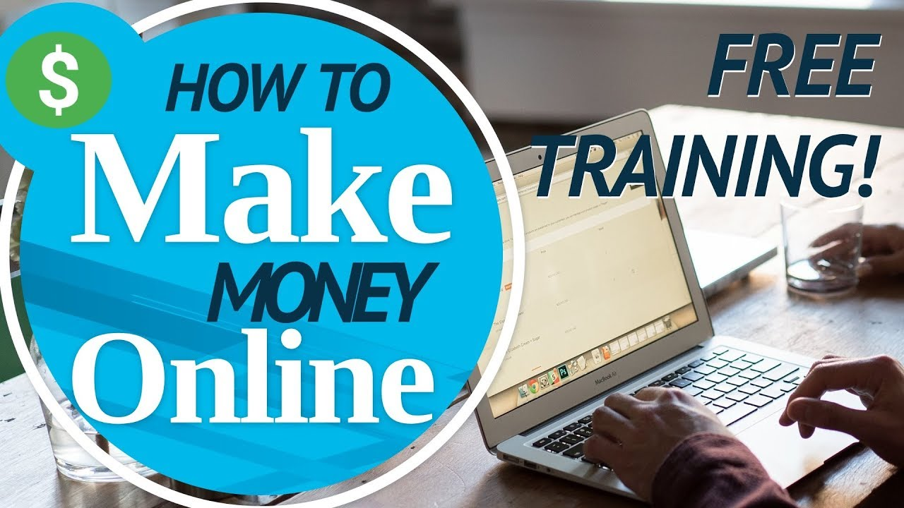 who to make money online for free