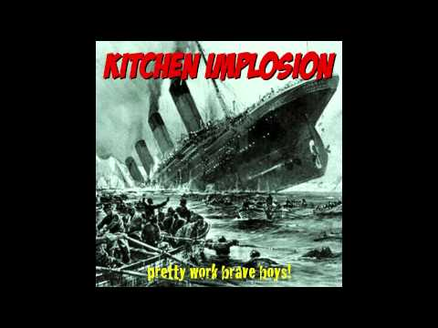 Kitchen Implosion - The Merry Ploughboy