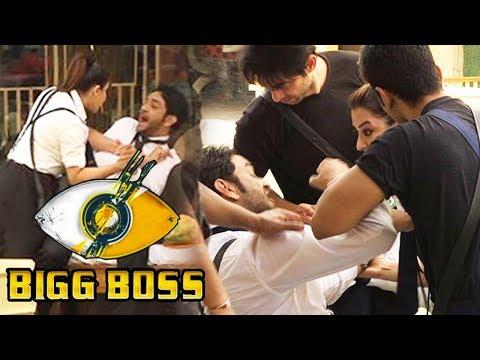 Bigg Boss 11: Vikas Gupta And Shilpa Shinde Get Into A Physical Fight!
