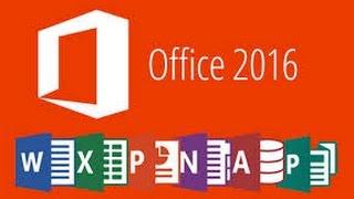 How to Download Microsoft Office 2016.Как скачать и установить Microsoft Office 2016