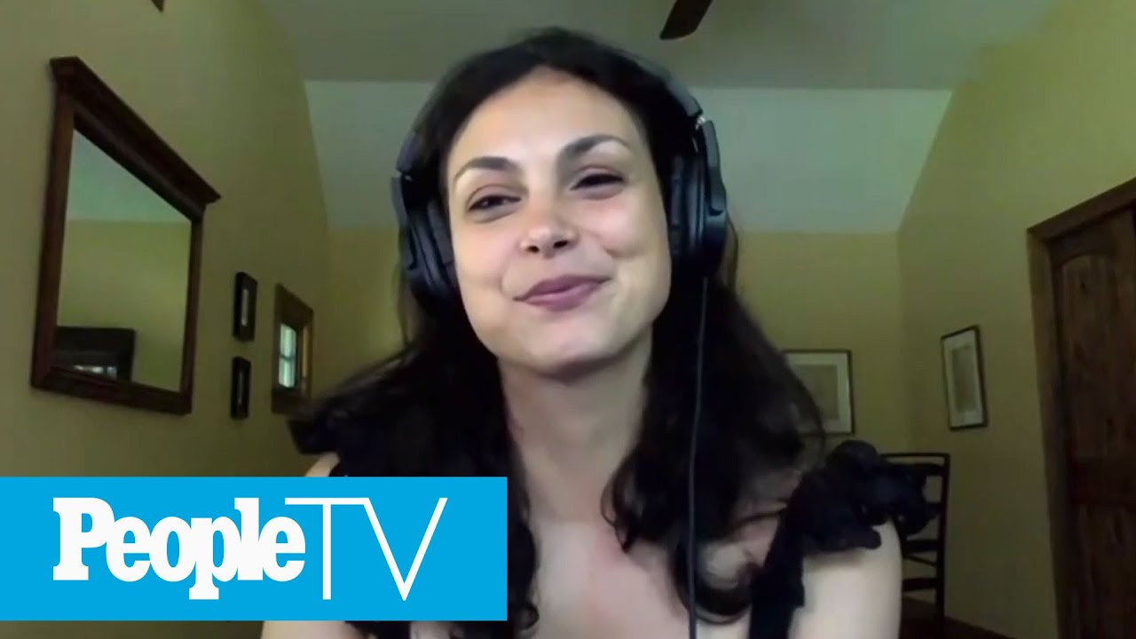 Morena Baccarin On First Encounter With Husband Ben McKenzie | PeopleTV