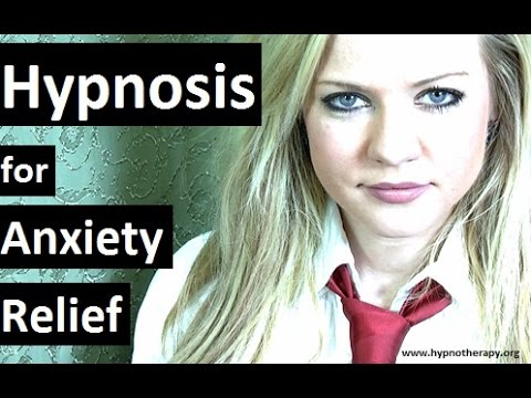 Hypnosis for Sleep with Chelsea- Relief Anxiety ASMR (no music version) 美女催眠師
