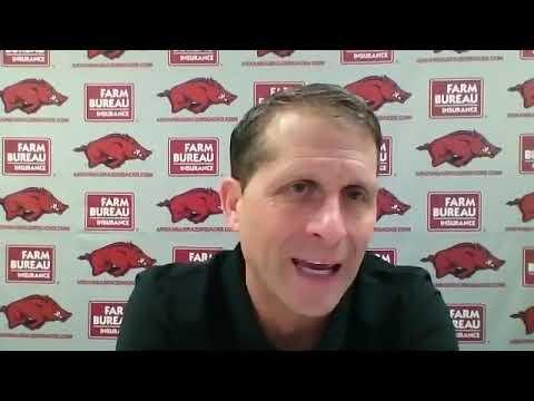 HawgBeat | Eric Musselman recaps Arkansas' win over LSU