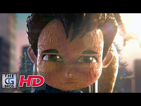 "CGI 3D Animated Short: ""Ian"" - by Mundoloco CGI Ian Foundation"