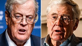 Koch Brothers Try To Remake Their Image After Ruining Politics