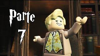 #7 LEGO Harry Potter: Years 1-4 - Pó de Flu