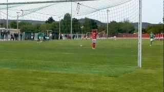 Finale coupe de la ligue 2012 LR U15 - Tirs au but