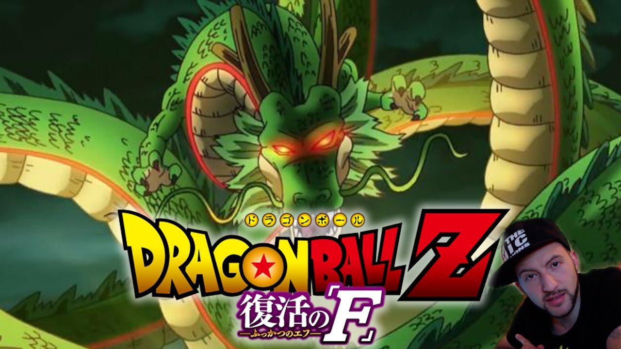 """Dragon Ball Z movie 2015 teaser trailer HD: """"LA RESURRECCION DE F"""" reseña e informacion - YouTube"""