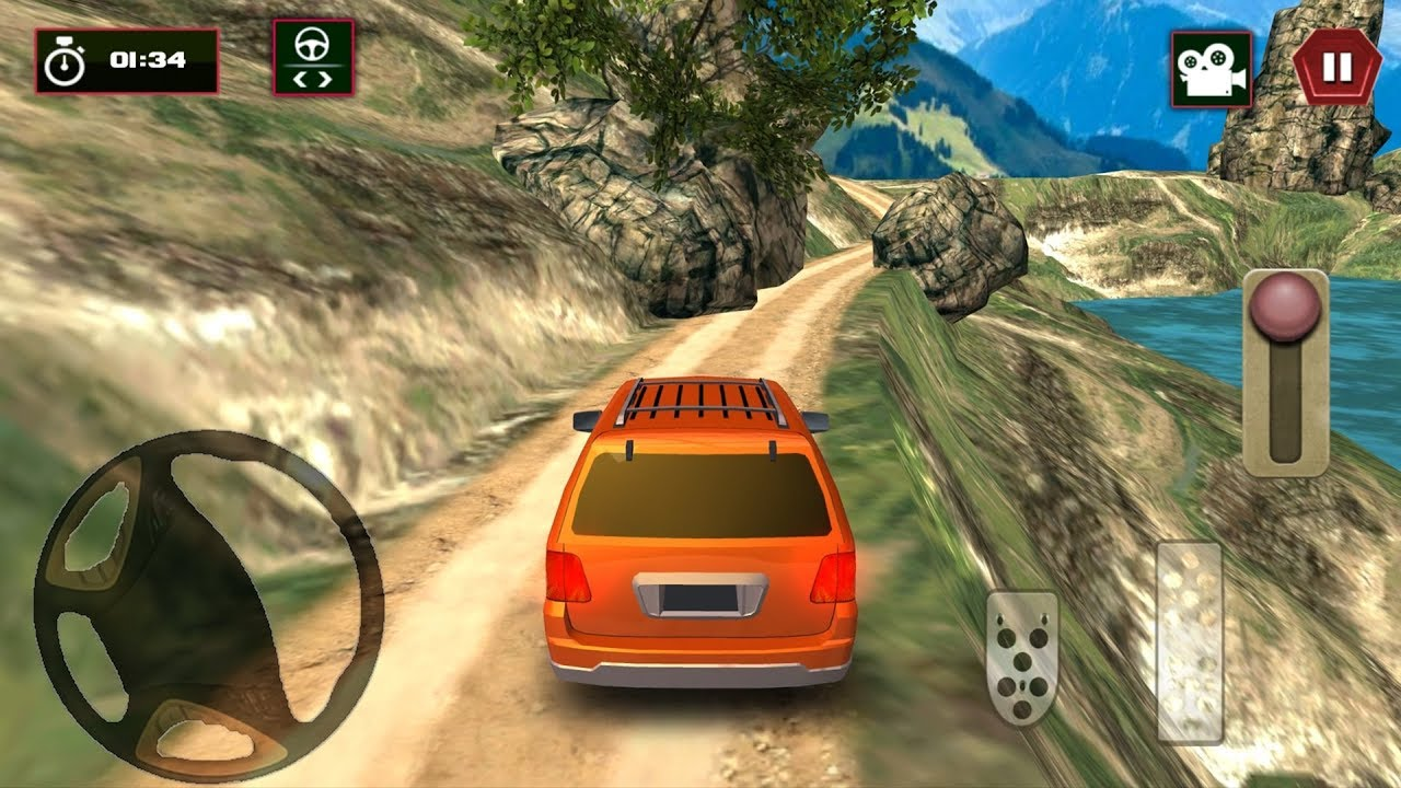 Mountain Car drive game for download