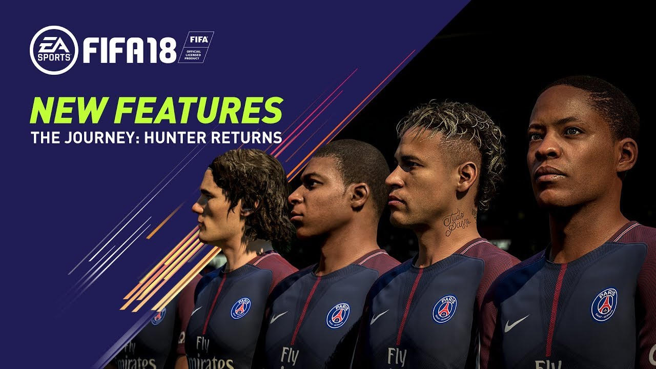 Fifa  All New Features In The Journey Hunter Returns
