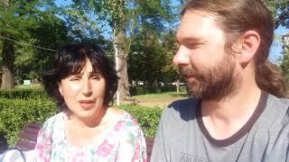 Intervjuo kun Keti en Bulgario