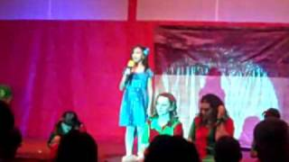 Blue christmas Elvis Prestley- Bianca Roman