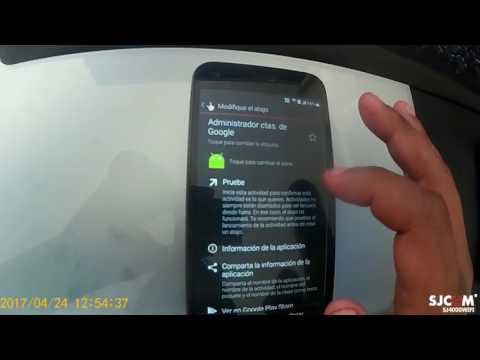 HTC A9S FRP O CUENTA GOOGLE