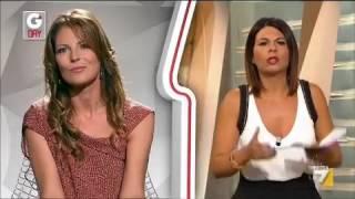 G'day - Marina La Rosa in collegamento con Geppi Cucciari (14/09/2012)