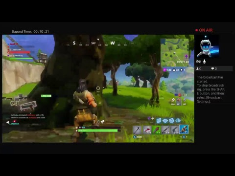 South Africa  gamer streamer Evo Hazzy Playing Fornite Battle Royale#mustwatch