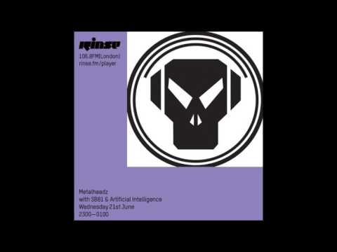 SBB1 & Artificial Intelligence @ Rinse FM - 21.06.2017