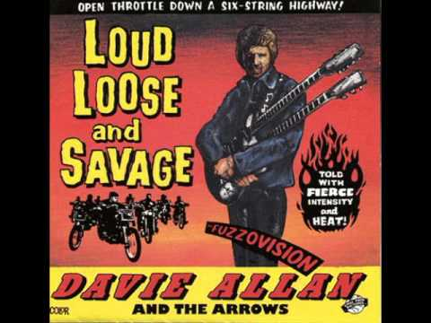 Davie Allan & The Arrows - Polyurethane