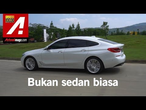 BMW 630i Gran Turismo Review & Test Drive By AutonetMagz