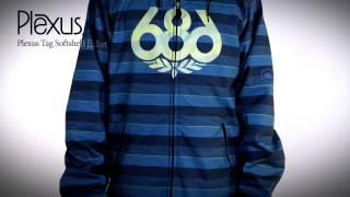686 Plexus Tag Softshell Snowboard Jacket 2013