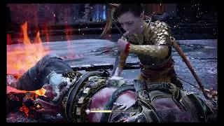 God of War-Give me God of war Valkyrie queen