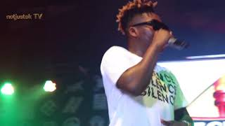 NotjustOk TV: Timaya, Reekado Banks, Ice Prince + More | Felabration 2017 [Day 5 Highlights]