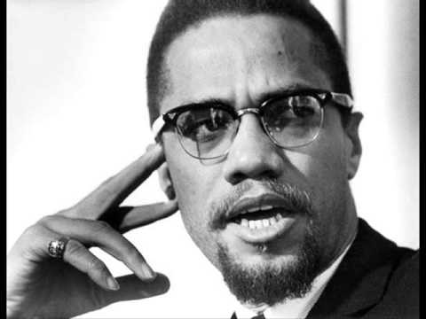 Malcolm X – the last speech