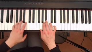 Christmas Popular Carols - Quem Pastores Laudavere - Piano Demo