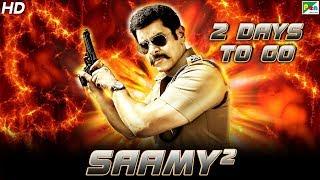 Saamy² | 2 Days To Go | New Hindi Dubbed Movie | Vikram, Keerthy Suresh, Aishwarya Rajesh