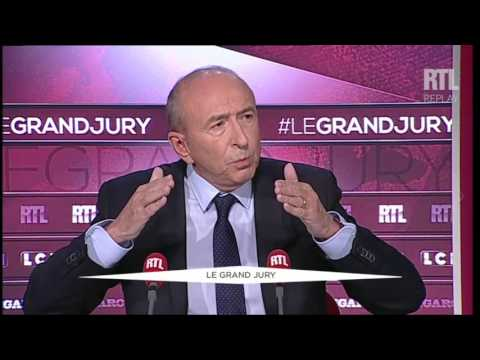"""Le Grand Jury"" de Gérard Collomb (partie 1) - RTL - RTL"