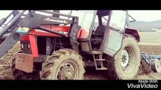 #Ursus 914 & Orka # Zapowiedz przed praca w polu ☺