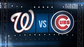 5/5/16: Zobrist powers Cubs to win with four RBIs