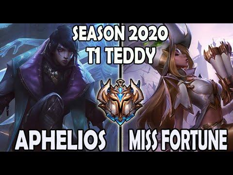 T1 Teddy Aphelios