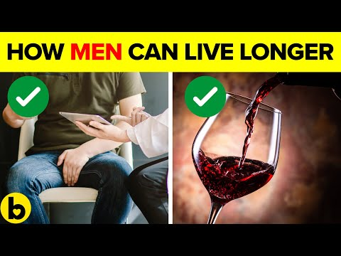 12 Ways Men Can Live Longer