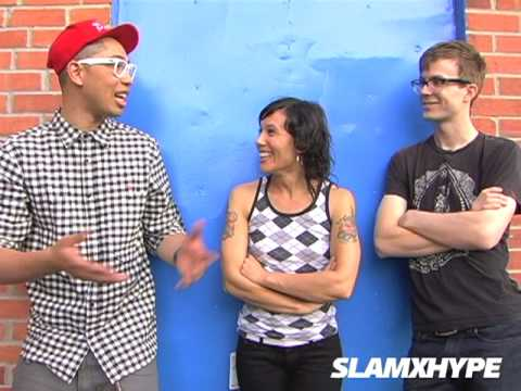 matt and kim interview dating