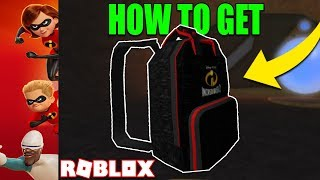 'NEW EVENT' COMMENT GET INCREDIBLES BACKPACK (Roblox Heroes Event) Les Incroyables 2