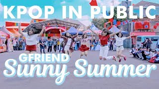 [KPOP IN PUBLIC CHALLENGE] GFRIEND(여자친구) _ Sunny Summer(여름여름해) Dance Cover by FELLAS from Indonesia