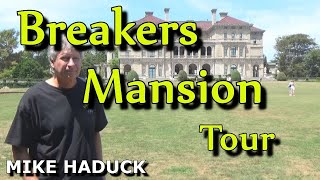 BREAKERS MANSION (A stonemasons commentary) Mike Haduck